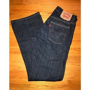"Men's Levi's ""527 Low Boot Cut"""